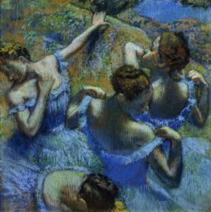 Degas, Danseuses