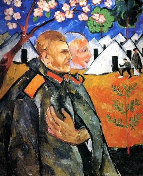 Larionov par Gontcharova