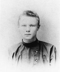 Portrait de Mikhaïl Larionov