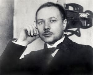 Photo de Larionov
