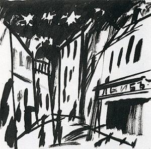 Leib rue de Moscou