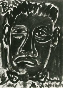 Portrait de Maïakovsky