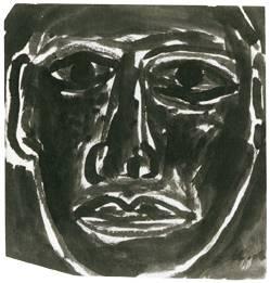 Portrait masque